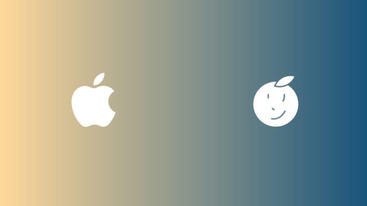 リンゴとリン