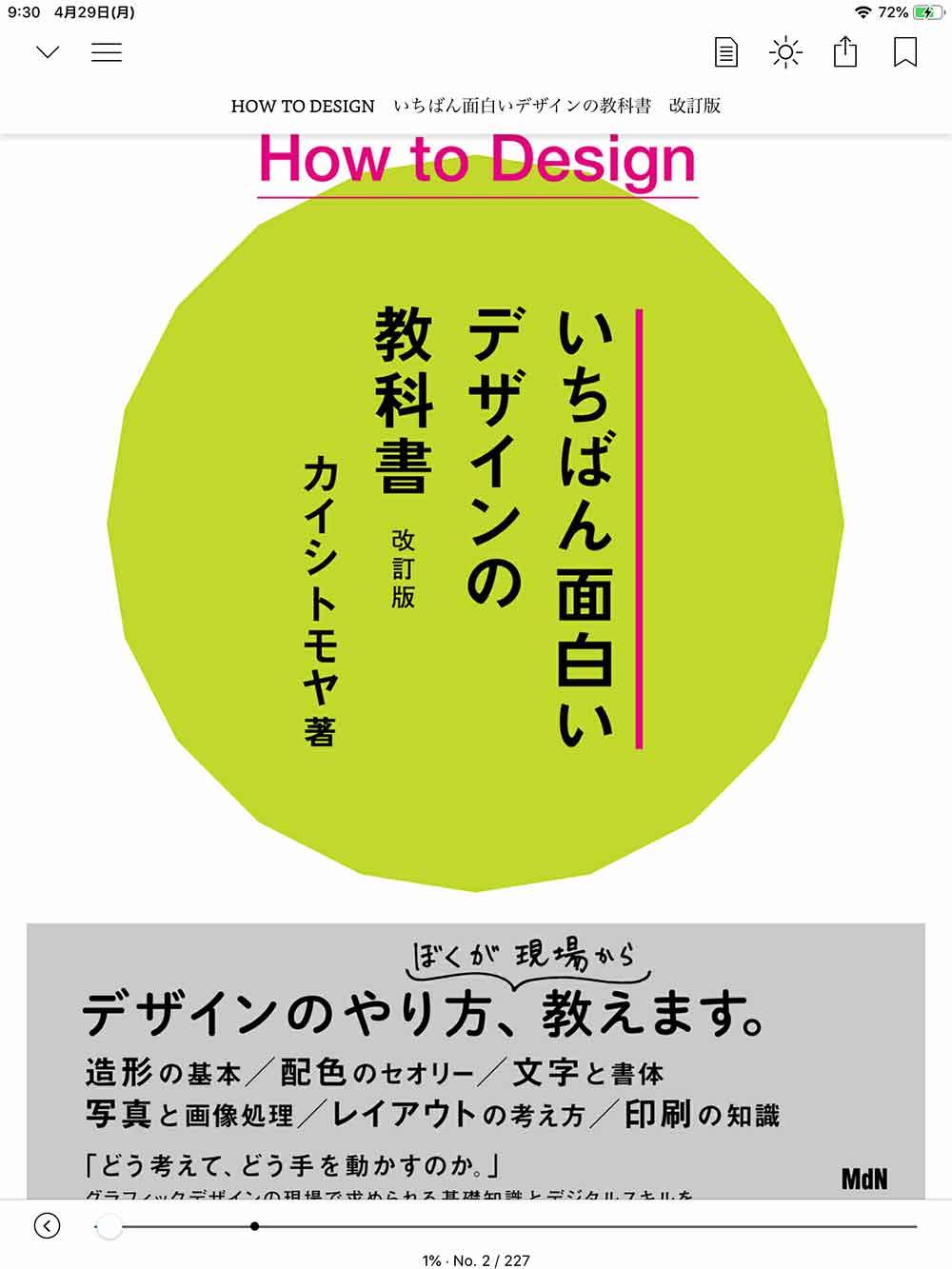 いちばんおもしろいデザインの教科書