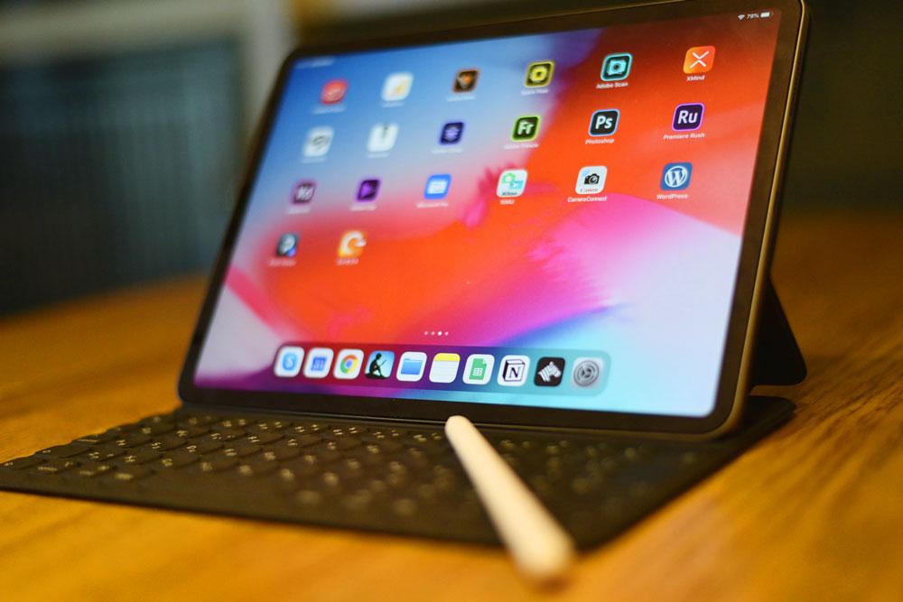 iPad Pro 2020モデル