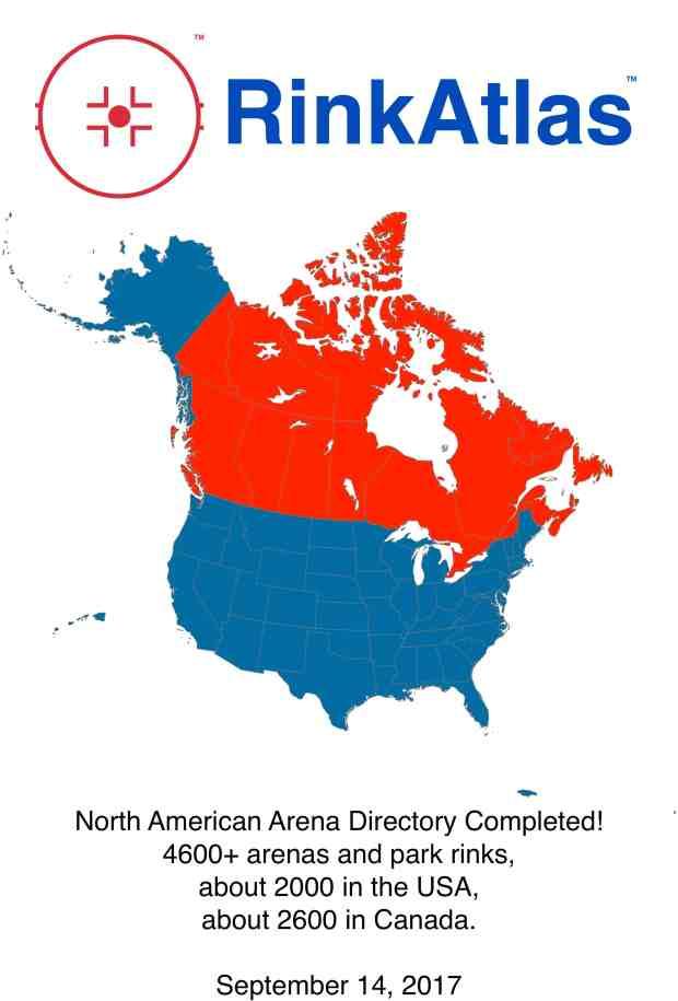 North American Arena Directory