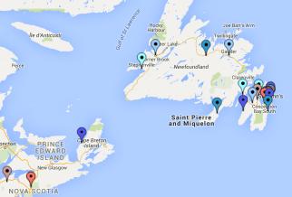 Full Teams Map