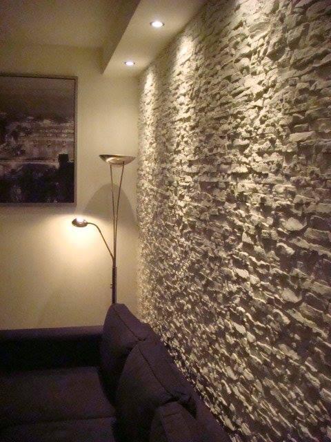 Torniamo un momento sul concetto di illuminazione  rinnovare con la pietra