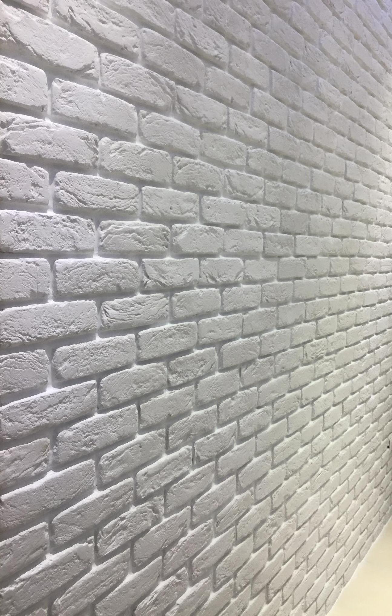 Mattone bianco mania white_brick_addiction  rinnovare con la pietra