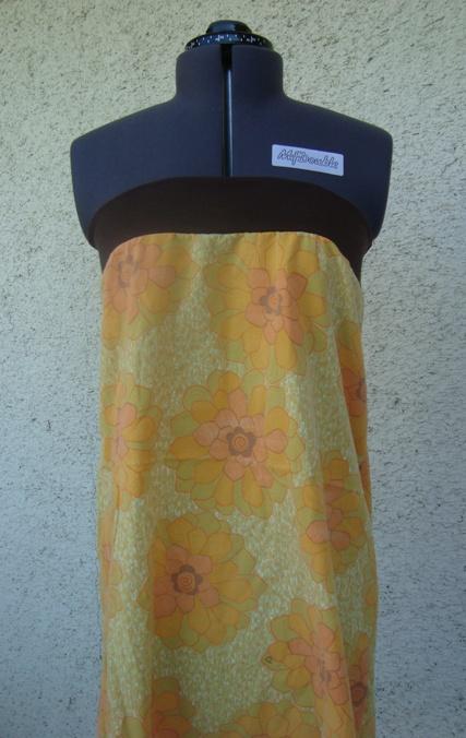tubklänning gulbrun2