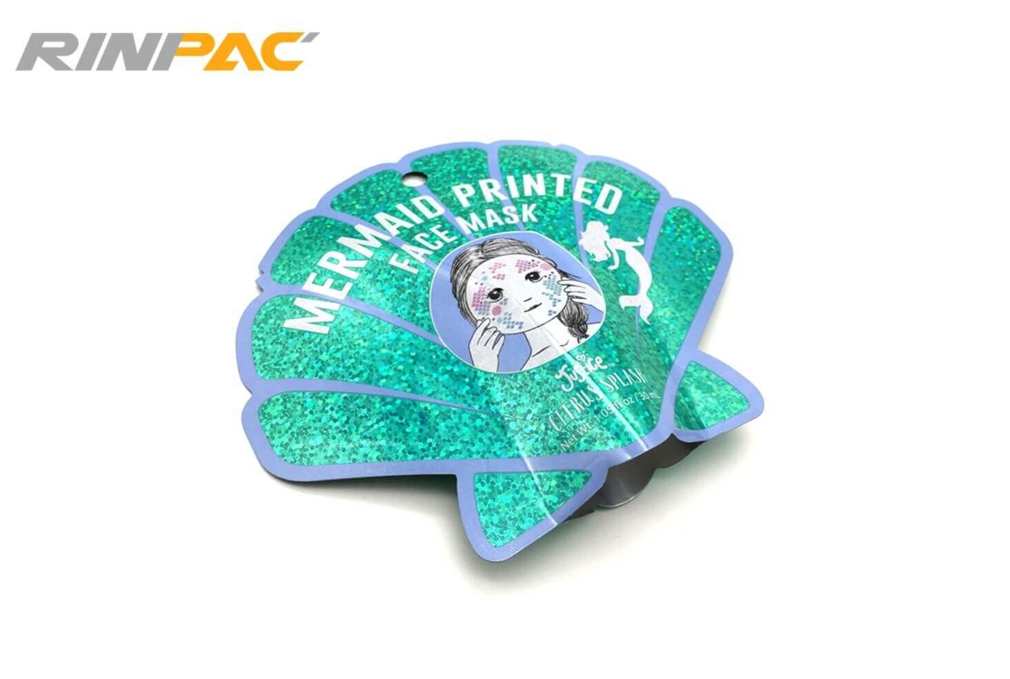 RinPAC Laser Packaging 2 - Irregular Shaped Bags