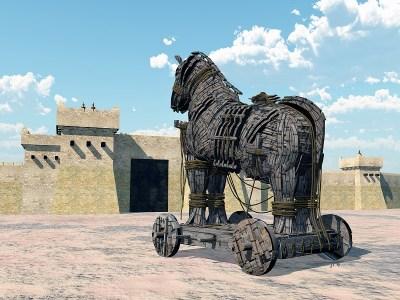 古代ギリシャの戦い「トロイア戦争」とは?トロイの木馬は実在した?わかりやすく解説