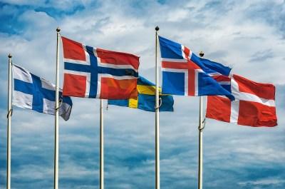 北欧国旗を見分けよう!似ているのはなぜ?違い・背景を解説