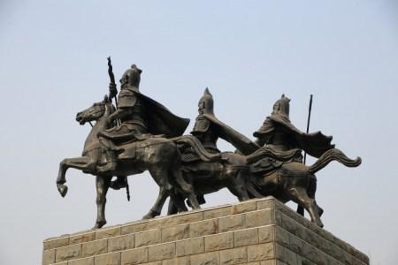 「三顧の礼」の由来を三国志の場面からわかりやすく解説!