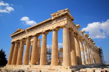 地中海で繁栄を極めた「古代ギリシャ」を解説!5分でわかる古代ギリシャの歴史