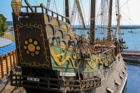 南蛮貿易とは何か?どんな品物が輸出入されていた?朱印船貿易との違いは?