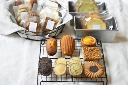 フィナンシェとマドレーヌはどう違う?知って楽しい洋菓子雑学の世界【7選】