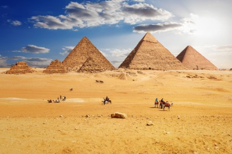 「古代文明」とは?原始時代とどう違う?わかりやすく解説