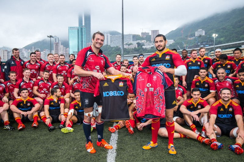 Team Chiefs Hong Kong Tour 2015
