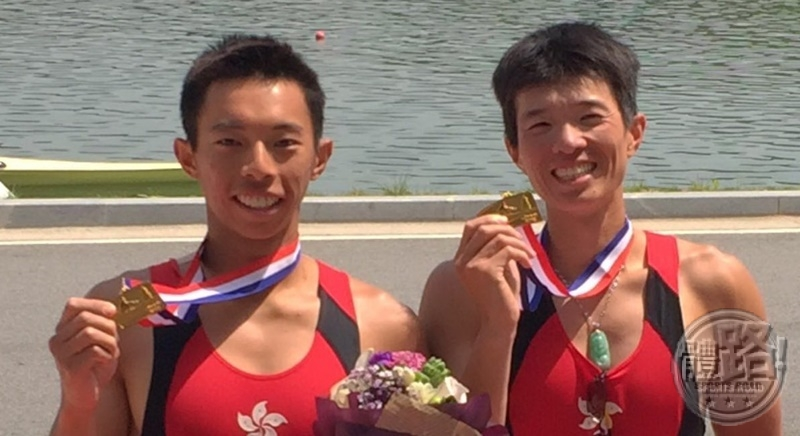rowing_Chiu Hin Chung & Tang Chiu Mang (Left to Right)_160425