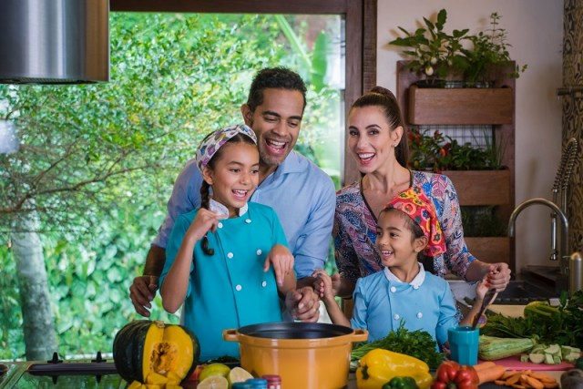 Grandes Pequeninos Chefs discovery kids