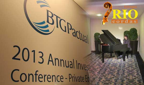 Evento BTG Pactual