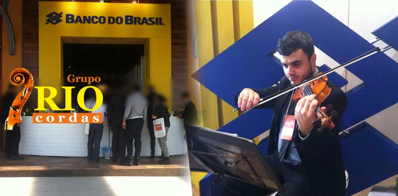 Enaex 2013 – Estande Banco do Brasil