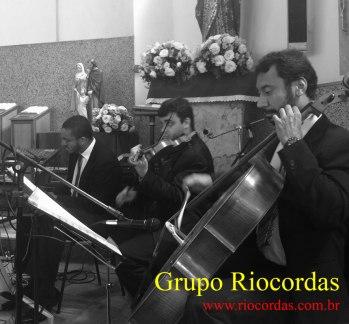 Violino, Cello e Teclado