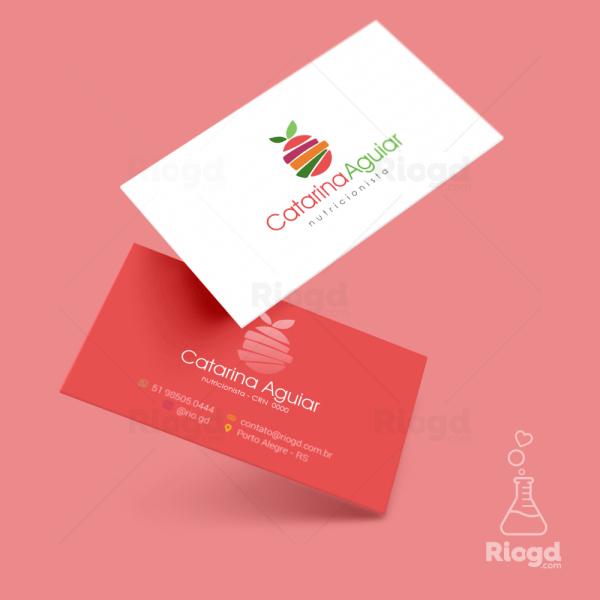 Cartão de Visita NutriPop Slices