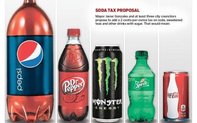 'Soda Tax' Unwarranted, Unworkable