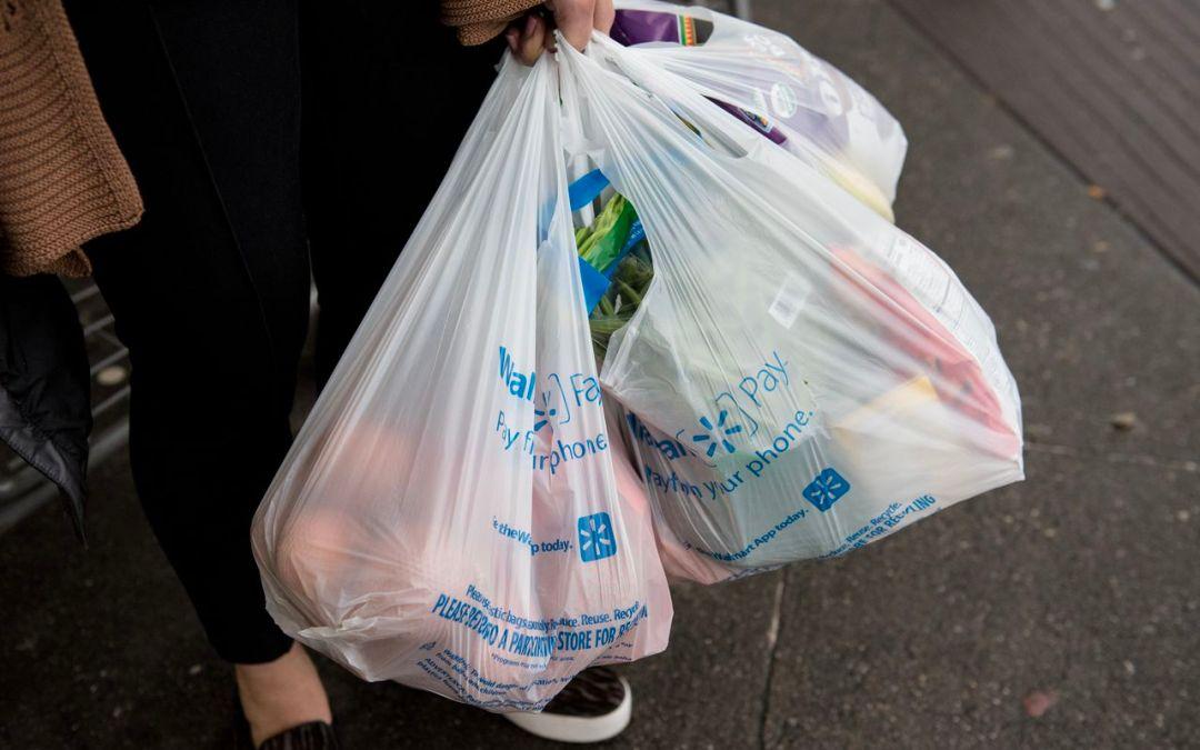 Coronavirus highlights problems with plastic bag bans