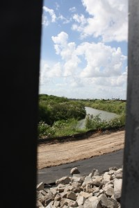 A metal wall built along Matamoros and Brownsville hasn't stopped undocumented immigration to the United States.