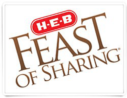 HEB's Feast of Sharing, a Thanksgiving tradition, will be held today at Jacob Brown Auditorium in Brownsville