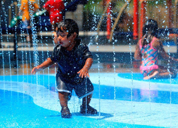 Zinnia Park and Splash Pad