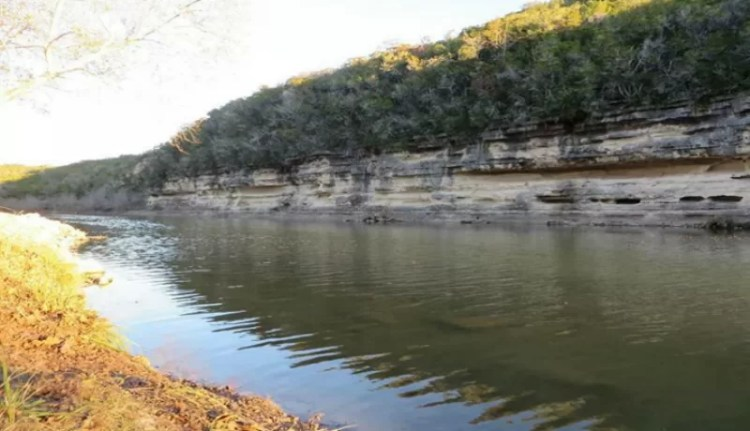 Fishing on the guadalupe river new braunfels texas for Guadalupe river trout fishing