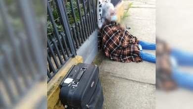 Photo of En plena cuarentena, una anciana de 88 años fue desalojada de su casa por su propia hija