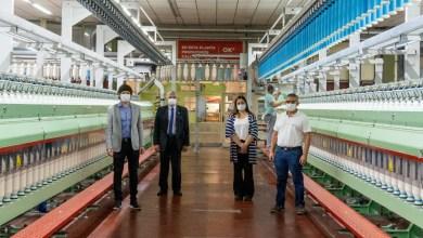 """Photo of Fábrica """"Hilados I"""" sumó más de 100 puestos laborales"""
