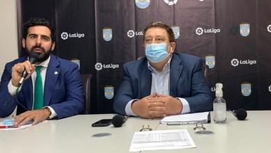 Photo of La CABB firmo convenio con la Liga de fútbol de España, con tres puntos bien marcados