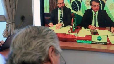 Photo of Alberto Fernández se reunió con Jair Bolsonaro y le pidió «concentrarse en impulsar el Mercosur»