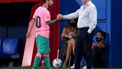 Photo of Bomba en Barcelona: Messi no fue convocado para jugar por la Champions League