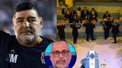 Photo of Maradona antes de morir dejó por escrito su última voluntad