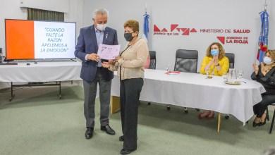 Photo of Salud entregó certificados a participantes del curso «La salud de los mayores va a tu casa»