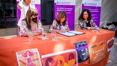 Photo of La Municipalidad adhiere a la propuesta de la ONU para erradicar la violencia de genero