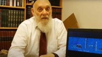 """Photo of La """"profecía secreta"""" del rabino que sostiene que el año que viene llega """"el fin del mundo"""""""