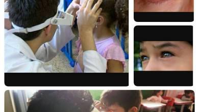 Foto de Campanha contra Tracoma