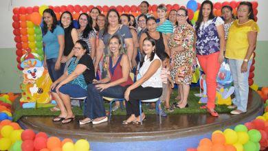 Foto de Reunião de Pais e Mestres das Creches Escola em Riolândia