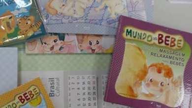 Foto de Creches Municipais recebem materiais pedagógicos.