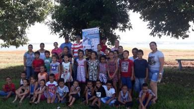 Foto de Riolândia teve programação educativa para o Dia Mundial da Água