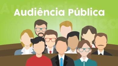 Foto de Convite Audiência Pública – 22/02/2019