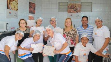 Foto de Entrega certificados Padaria Artesanal