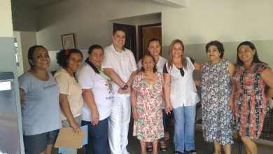 Foto de Apae e Recanto Feliz de Riolândia recebe visita do coordenador de Saúde Bucal
