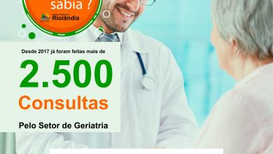 Foto de 2500 Consultas em Geriatria