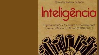 Foto de Lançamento livro, Inteligência: Representações do cenário internacional e seus reflexos no Brasil (1935-1941)