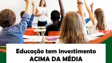 Foto de Investimento em Educação