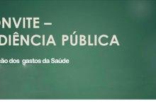 Foto de Audiência Pública – Saúde