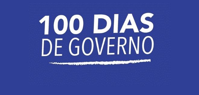Foto de Balanço 100 dias de governo